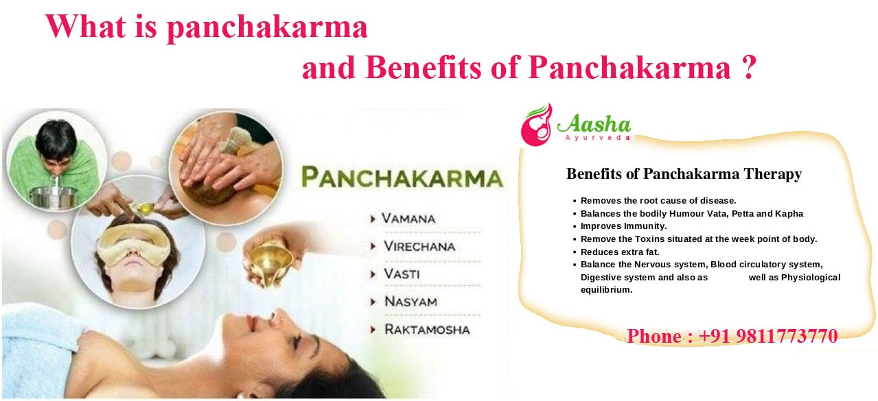Ayurveda Panchakarma Benefits | Panchakarma Treatment Centre