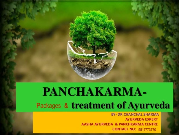 Packages at-Aasha Ayurveda Centre